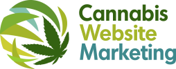 Cannabis Website Marketing Logo